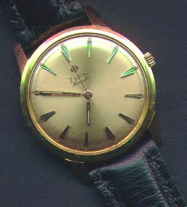 Vintage and antique pocketwatches and wristwatches